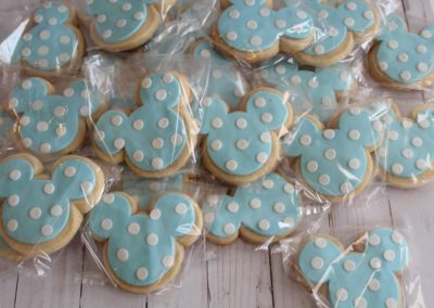 Mickey Cookies